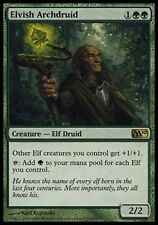*MRM* FR Archidruide elfe (Elvish Archdruid) MTG Magic 2010-2015