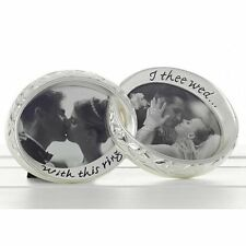 With This Ring I Thee Wed ' Wedding Gift Photo Frame 60200