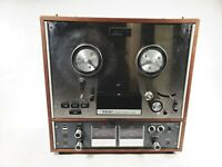 TEAC A-4010S Reel to Reel Tape Deck Recorder w/ Auto Reverse