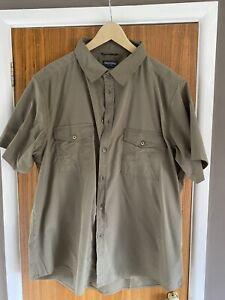 Craghoppers Mens Kiwi Short Sleeve Travel Shirt Walking Hiking
