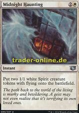 2x Midnight Haunting (Mitternächtliches Spuken) Commander 2014 Magic