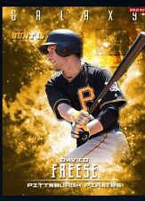 David Freese Topps Bunt FRANCHISE GOLD Variant Digital Card 89cc Rare SOLD OUT
