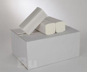 Papierhandtüch 2-lagig hoch weiß ZZ-Falz 3200 Stück 32 Karton(EUR 0,004 / Stück)