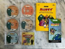Early Advantage Muzzy BBC Spanish Language Course DVD Set Complete - Home School