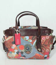 Neu Oilily Handtasche Schultertasche Bag Carry All Shopper Tas (129) 10-16