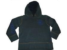 H & M toller Kapuzen Pullover Gr. 110 anthrazit !!