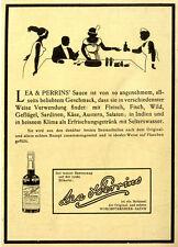 Lea & Perrins 'Worcestershire salsa artisti-Pubblicità di 1913