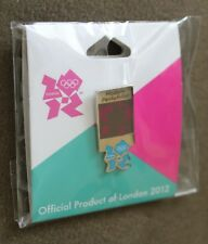 Modern Pentathlon London 2012 Olympics Pin NEW