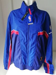 NIKE NBA Philadelphia 76ers Courtside Tracksuit Jacket Size M New with Tags