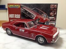 Exact Detail 1/18 1967 Chevy Camaro SS HOT ROD Magazine Test Car. Item 220.