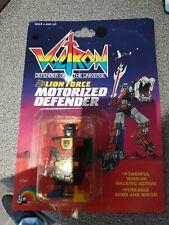 MOC 1984 Matchbox rare VOLTRON Lion Force Motorized Defender Wind Up vintage toy