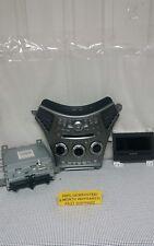2008 Subaru Tribeca Radio Disc Player  Climate Stereo Control Panel AND DISPLAY