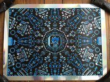 Metroid Samus Holo Foil Video Game Art Print Poster 35/100 Todd Slater mondo