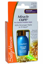 Sally Hansen Miracle Cure For Severe Nail Problems 13.3ml Clear
