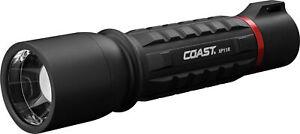 Coast LED Taschenlampe XP11R aufladbar Fokus - Taktische Lampe Outdoor Angeln