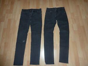 Jeans 30/32,Jungenjeans, Skinny, Low Waist ,Herrenjeans,H&M,Jungen Jeans 30/32,