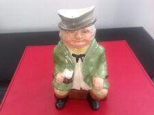 Found ——Kelsboro Toby/character  Jug The Coachman 100% Benefits Child's Hospice