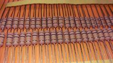 25x 100 kohm 2 W 350 V Complementary (Mox) Power-Résistance