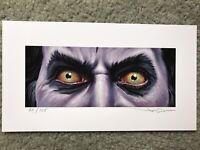 American Werewolf In London Print Poster Mondo Eyes Without Face Jason Edmiston
