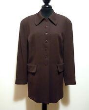 PIERRE CARDIN PARIS Giacca Donna Lana Wool Woman Jacket Sz.L - 46