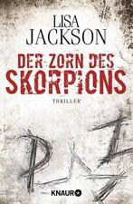 Der Zorn des Skorpions / Pescoli & Alvarez Bd.2 von Lisa Jackson, UNGELESEN