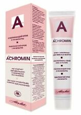 ACHROMIN Whitening Lightening Face Cream 45ml Anti Dark Age Spots Freckles 2 X Cremes