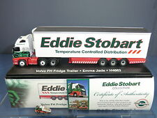 "ATLAS MODEL No.H4663 VOLVO FRIDGE TRAILER ""EDDIE STOBART  MIB"