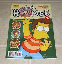 Li'l Homer #1 1st Print The Simpsons RARE