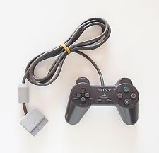 Controller / Mando Sony Playstation 1 SCPH-1080 Negro Oficial (Original) (PS1)