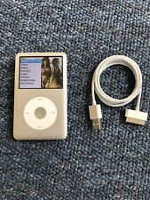 Apple iPod Classic 160GB A1238 7th Generation + Apple USB cable Bundle