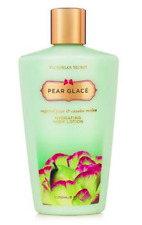 NEW 1 VICTORIA'S SECRET FANTASIES PEAR GLACE HYDRATING BODY LOTION 8.4 OZ