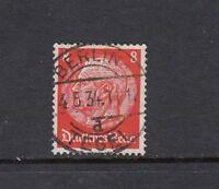 Deutsches Reich Mi-Nr. 517 I Plattenfehler zentrisch gestempelt Berlin