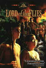 LORD OF THE FLIES Movie POSTER 27x40 B Balthazar Getty Danuel Pipoly Chris Furrh