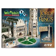 Minas Tirith Citadel Lord of The Rings 3D Jigsaw Puzzle 819-Piece Wrebbit 2012