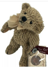 "Russ Vintage Edition Mohair Collection - Belamy Bear 6"" Tan COA Tags Jointed"