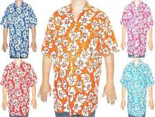 Unbranded Collared Floral Casual Shirts & Tops for Men