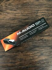 M-Audio SP-2 Universal Sustain Pedal for Electronic Keyboards