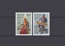 ICELAND, EUROPA CEPT 1985, MUSIC, MNH