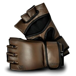 Vintage MMA Gloves - Boxing MMA Muay Thai Training & Fight