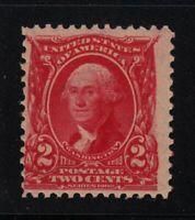 1903 Sc 301 MNH OG single CV $37.50