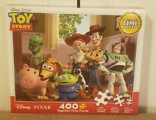 Ceaco - 400 Pc Jigsaw Puzzle - Disney Pixar Toy Story Together Time Puzzle