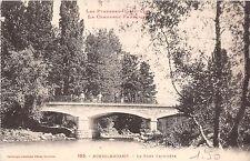 BR40973 la pont frontiere Bourg madame     France