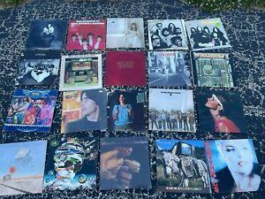 Vinyl Lot of 20 vintage record album collection (LOT RH207) ROCK & ROLL