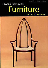 Very Good, Furniture: A Concise History (World of Art), Lucie-Smith, Edward, Boo