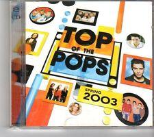 (FK119) Top Of The Pops, Spring 2003 - 2003 CD