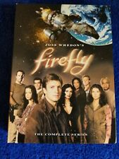 Joss Whedon'S Firefly The Complete Series 4 Discs Box Set