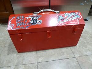 Snap-On KRA21G 2 Drawer Tool Box With Tray