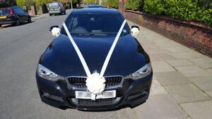 Handmade Luxury Bows, Ribbon Decoration Kit for Cars, Wedding,Prom,Birthday,Limo
