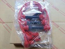Toyota Corolla AE86 4AGE Levin Trueno TRD Spark Plug Cord Set TRD Genuine Parts