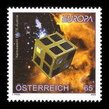 """Austria 2009 - EUROPA Stamp """"Space"""" Satellite - Sc 2211 MNH"""